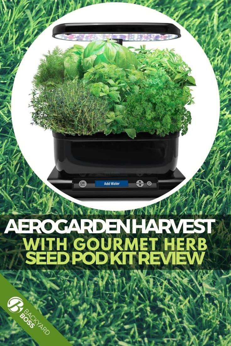 Aerogarden Harvest Review Tabletop Solutions 400 x 300