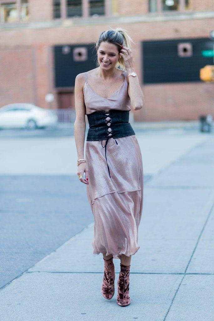 Catch Up On All Of Nyfw S Best Street Style From Last Season Fashion Week Fashion Fashion Week Street Style