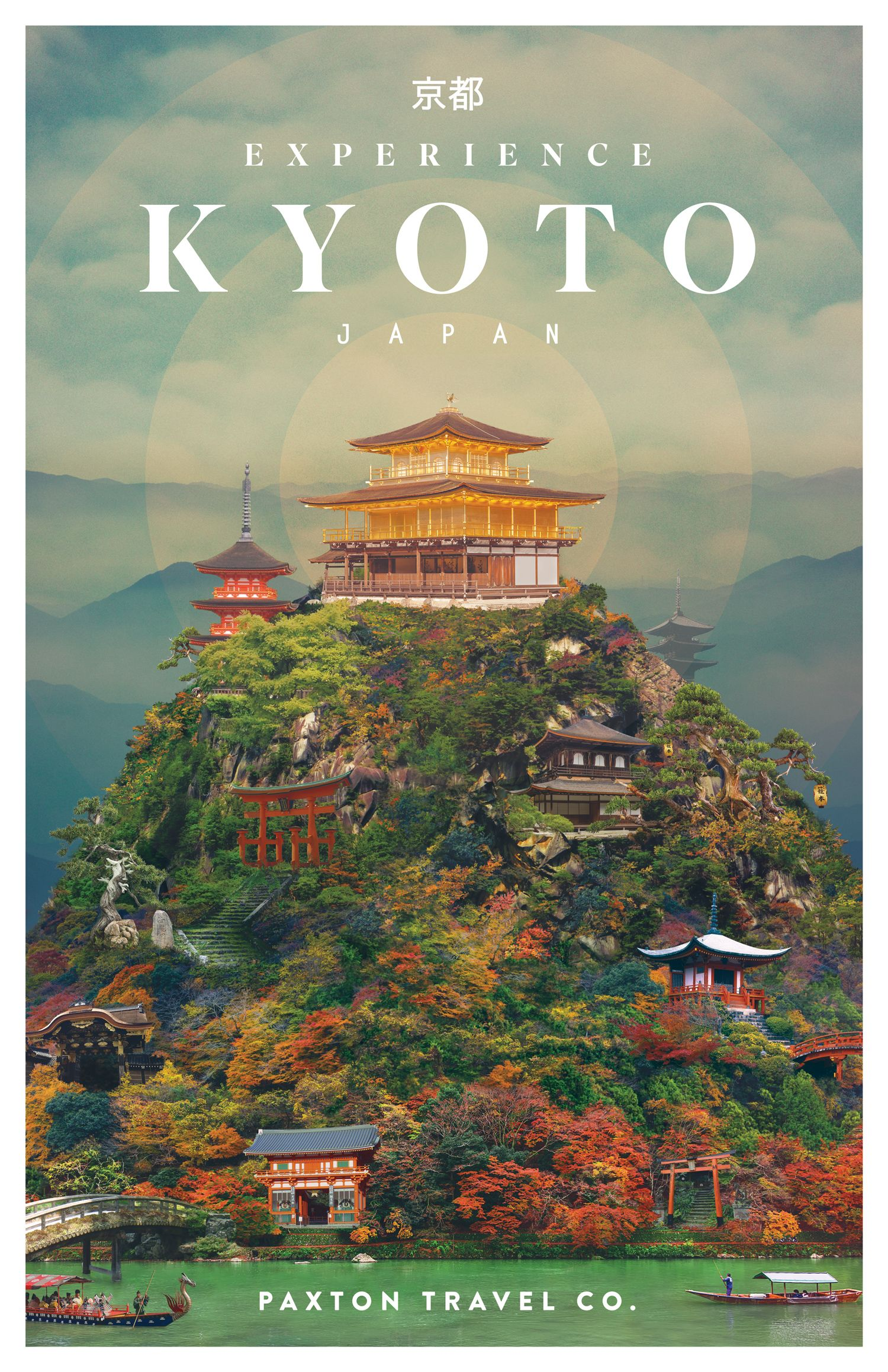 Experience The Real Japan Paxtontravel Co With Images Kyoto