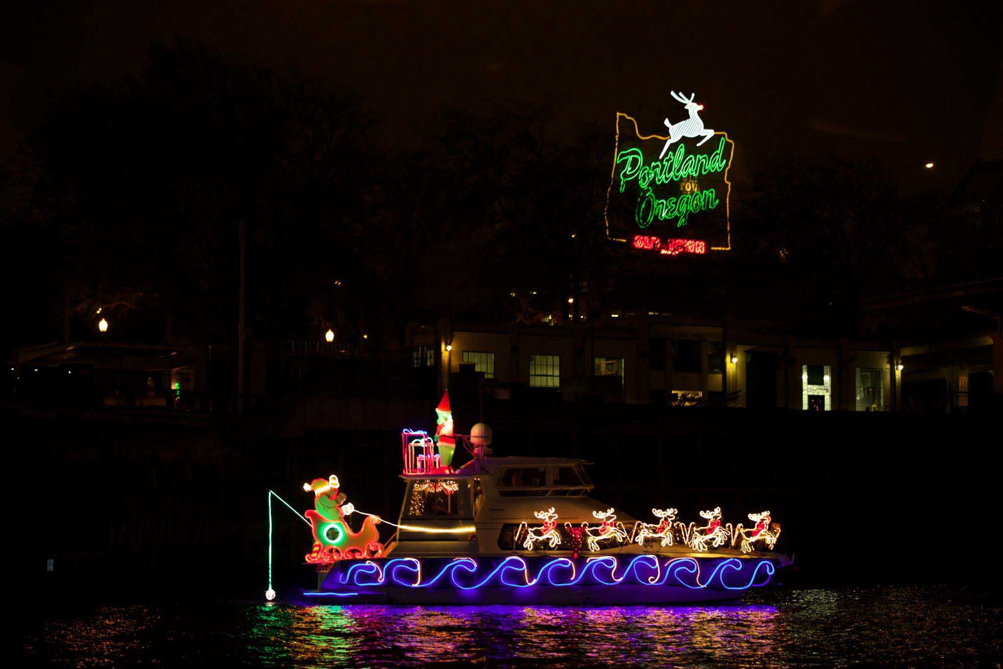 Christmas Ship Parade - Looking Forward to Our 60th Anniversary ...