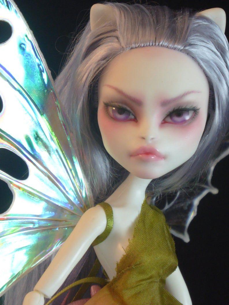 Pin on Beautiful OoakMH/MH Repaint Dolls 2