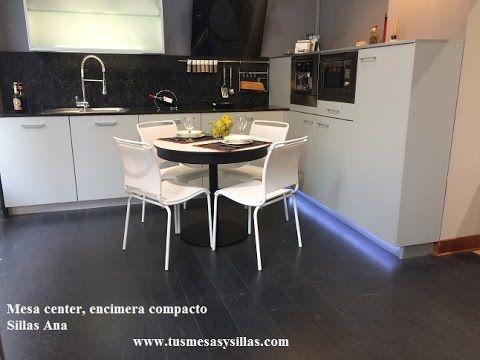 Mesa redonda extensible Center Vimens   mesas redondas de cocina y ...