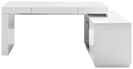 Modern Office Furniture Contemporary Sectional Modern Sectional New York Ny New Jersey White Gloss Office Desk Office Furniture Modern White Desk Office