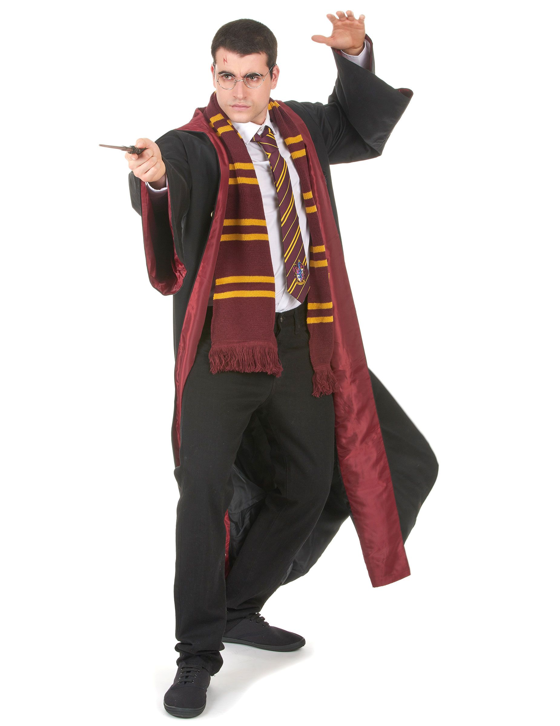 e2350b6ab6 Harry Potter™ Gryffindor wizard gown | Halloween costumes | Harry ...