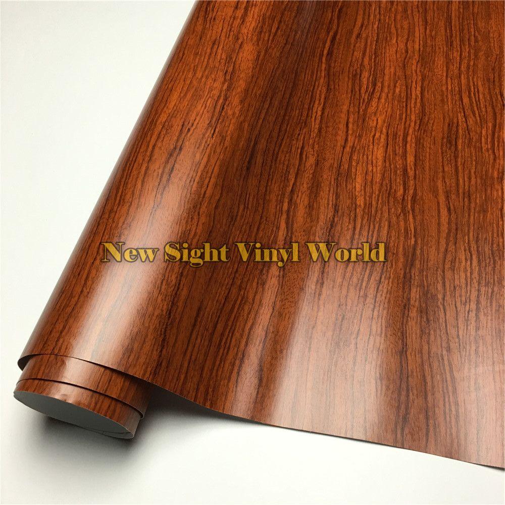 Rosewood Wood Grain Decal Vinyl Wrap Film Sticker For Floor Furniture Car Interier Size 1 24x50m Roll 4ft X 165ft Exterior Accessories Vinyl Wrap Vinyl [ 1000 x 1000 Pixel ]