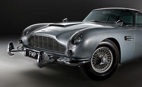 Aston Martin DB5 1964 U2013 JB 007