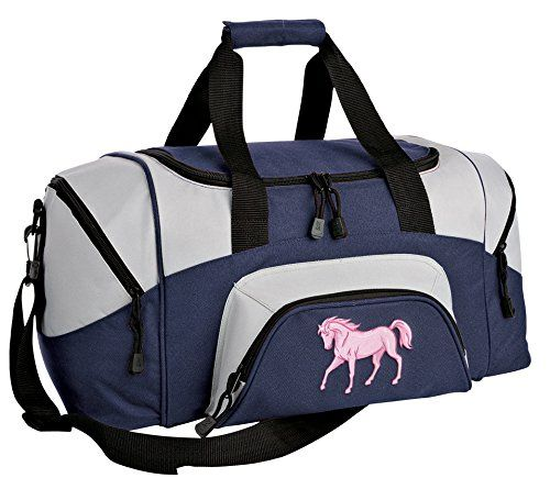 4cc701b9849d SMALL Horse Gym Bag Deluxe Horse Theme Travel Duffel Bag -- Check this  awesome product