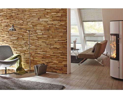 Holzverblender Ultrawood Firenze Bei Hornbach Kaufen Hout Accent Muren Wandpanelen Interieurtips