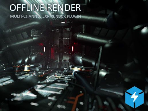 Offline Render Is A Easy To Use Realtime Capture Plugin For Unity It Allows You To Capture The Game View To A Multi Channel Op Unity Light And Shadow Plugins