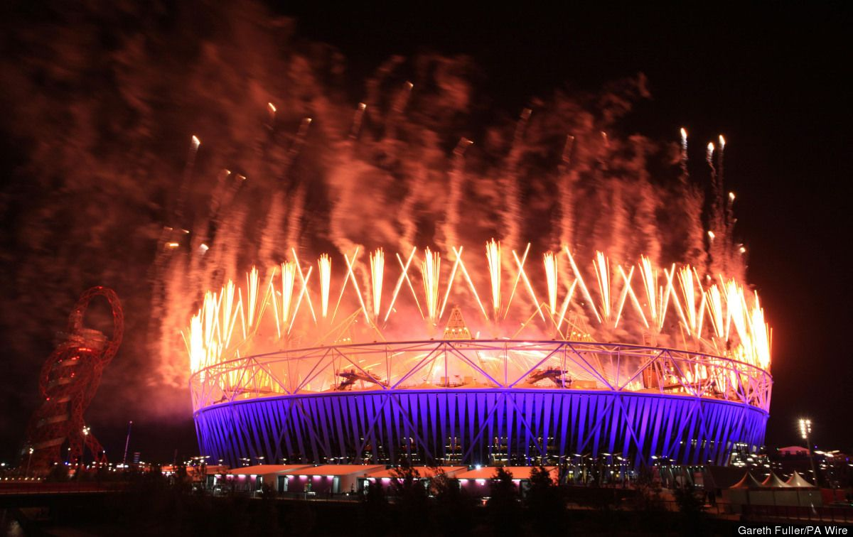 London Paralympic Games Closing Ceremony | Made in Britain