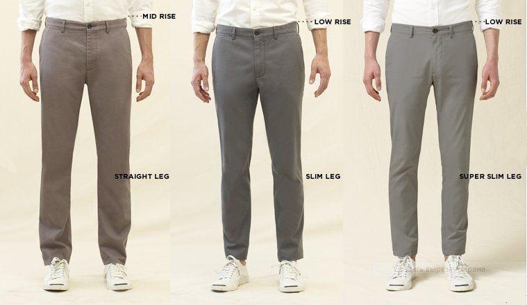 обустройства как должны сидеть брюки на мужчине фото часто хватает