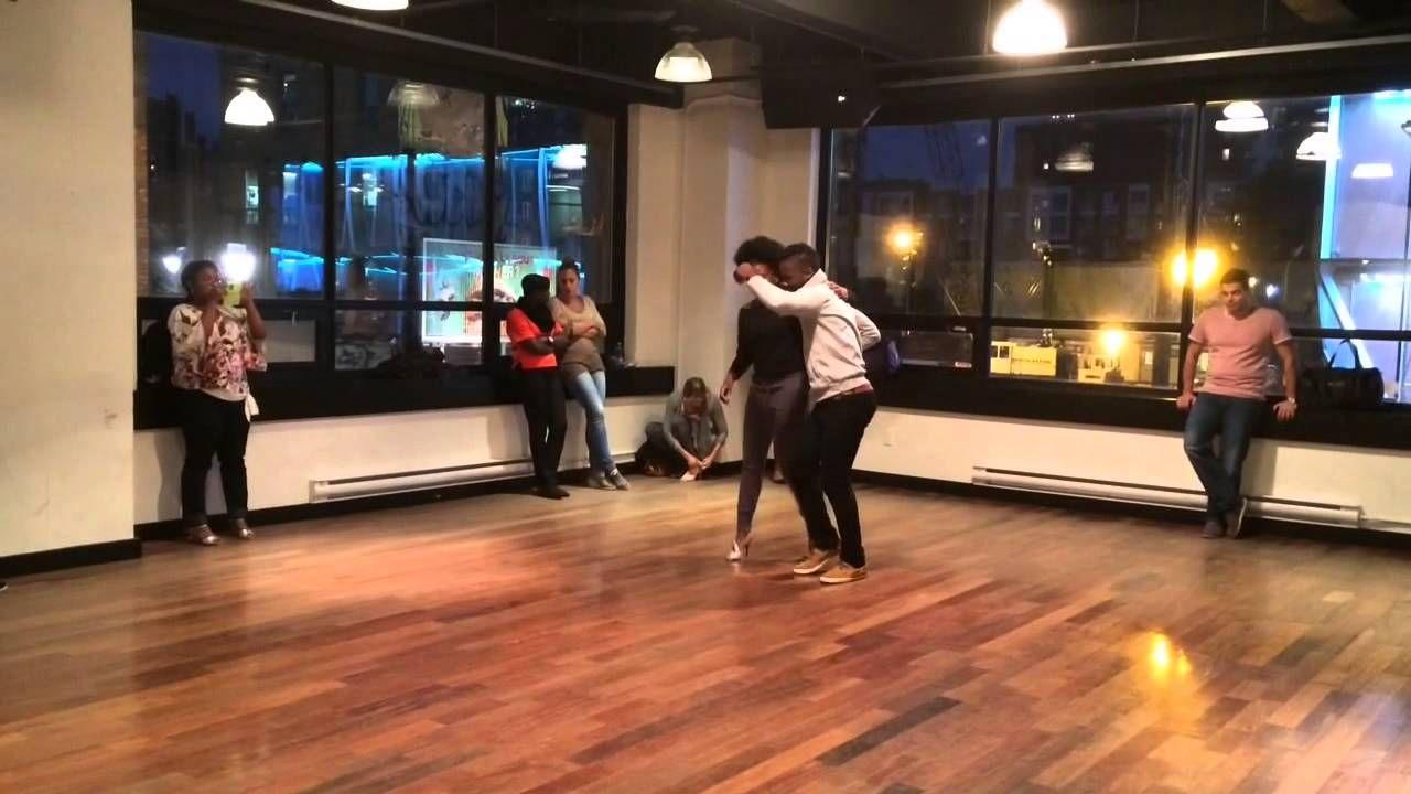 Semba with Manuel & Flavie | Kizomba, Talk show, Dance