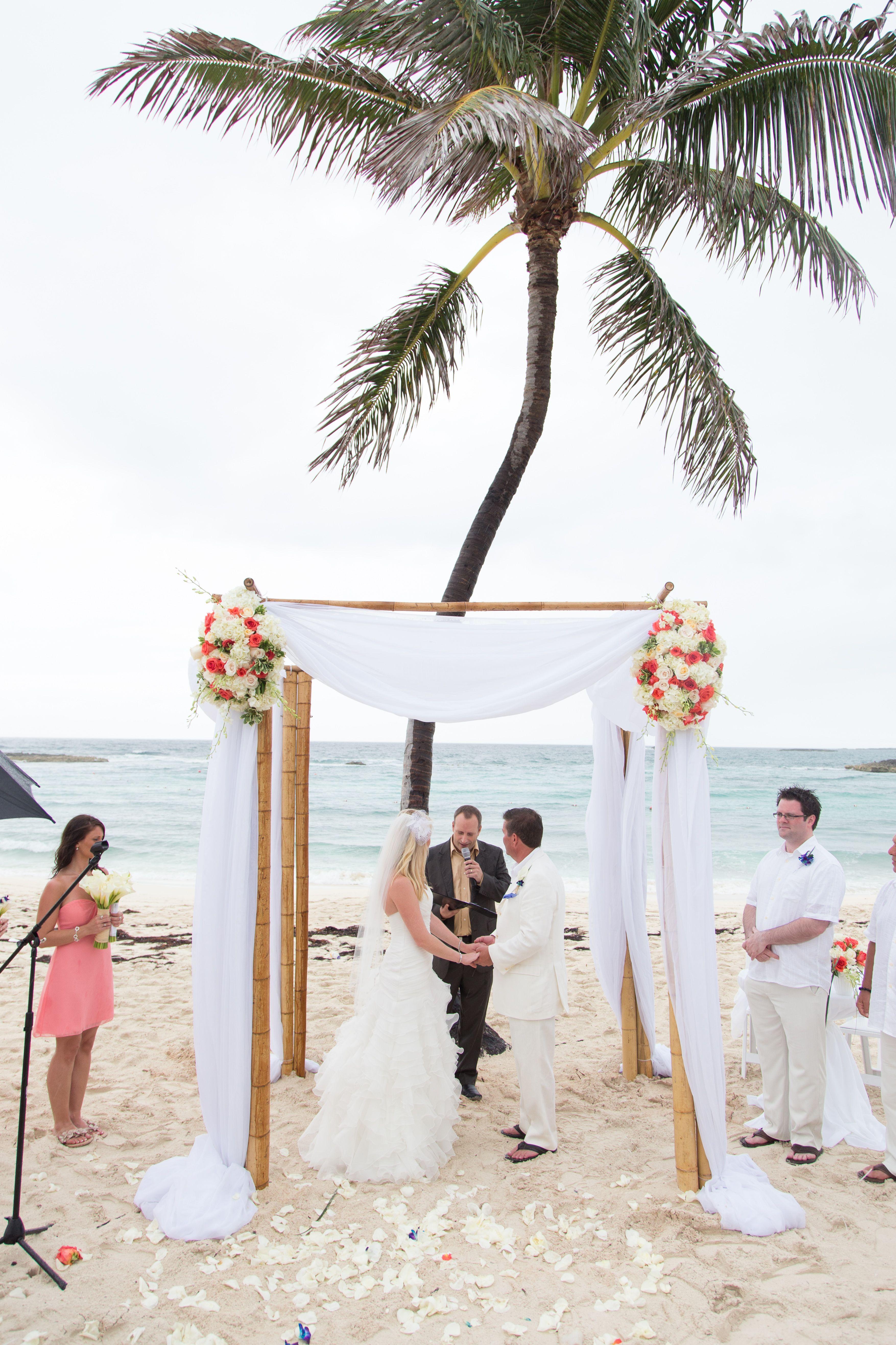 Palm Point wedding ceremony atlantisresort Reception