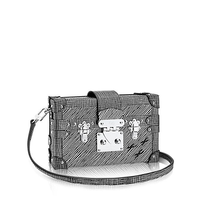 48aa1a682275 Petite Malle Epi Leather in WOMEN s HANDBAGS collections by Louis Vuitton