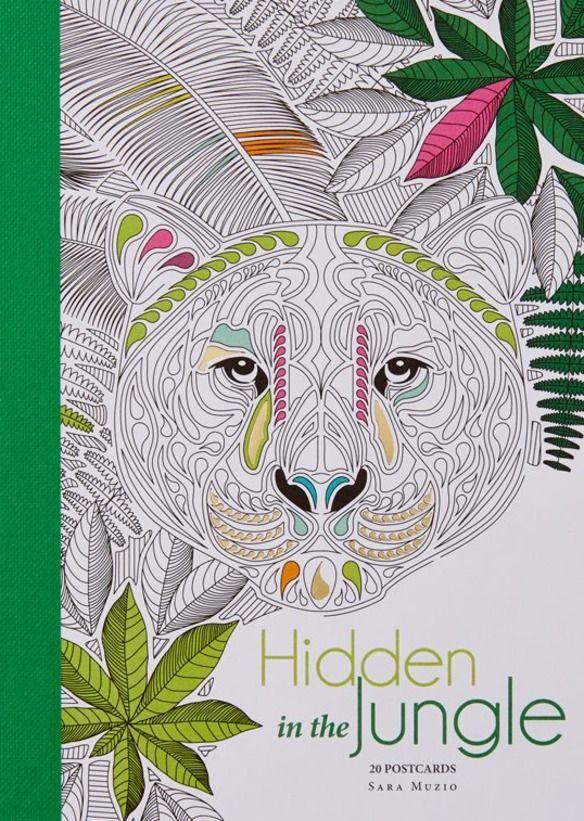 10 libros de colorear para adultos absolutamente impresionantes ...