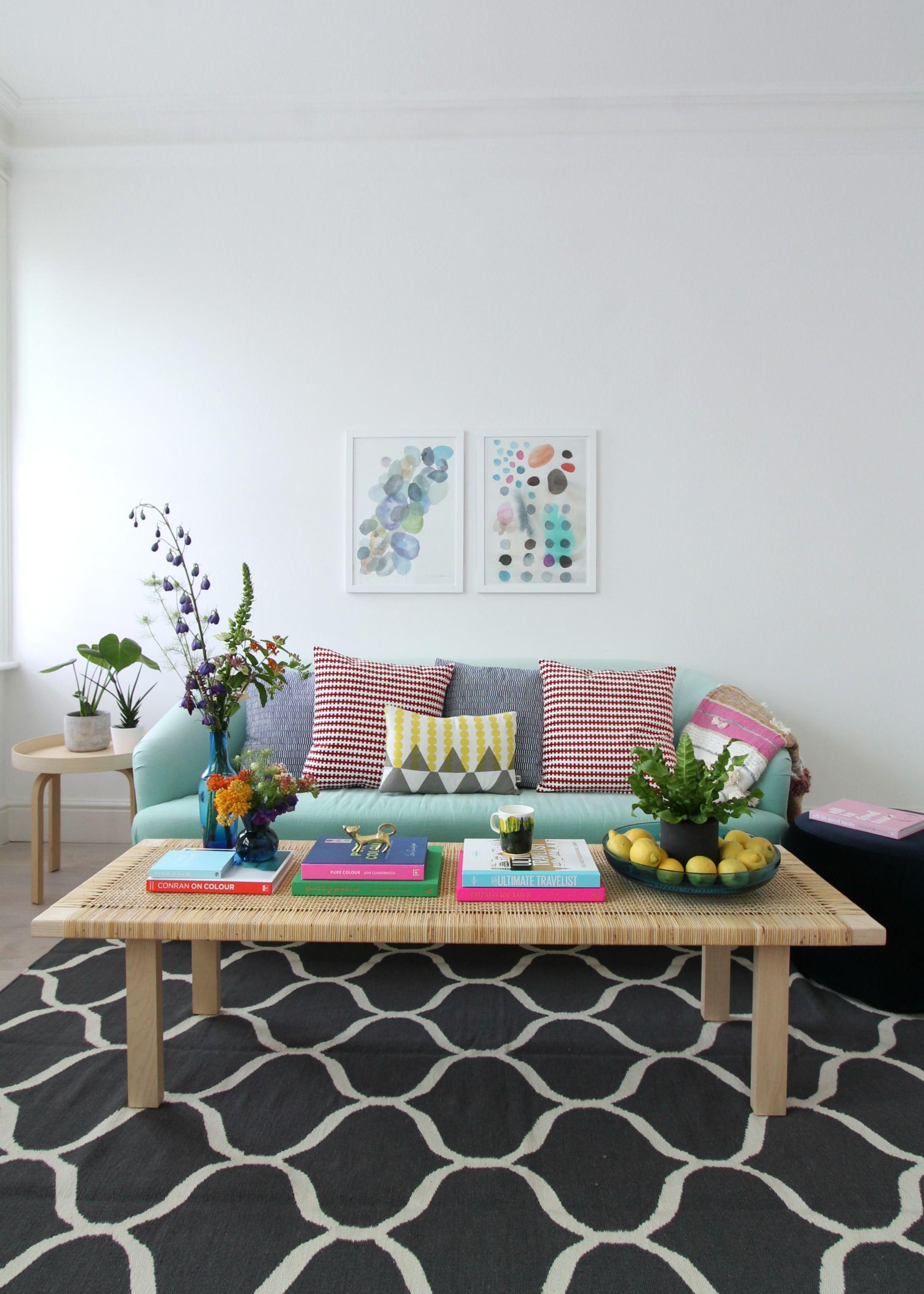 Coffee Table Decor Living Room Ideas
