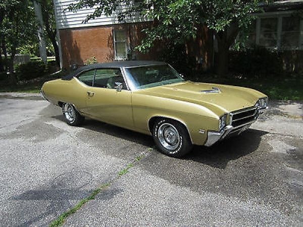 Buick skylark gs400 1969 60s buickolds pinterest buick skylark gs400 1969 sciox Image collections