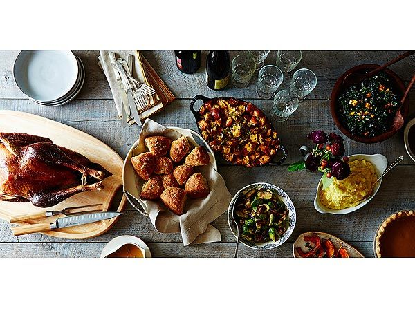Ina Garten\'s Make-Ahead Thanksgiving Advice   Ina garten, Garten and ...