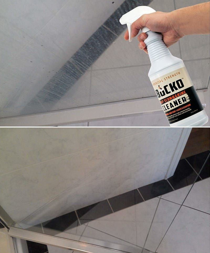 24 Ways To Deal With Gross Bathroom Problems Soap scum