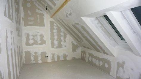 gipskarton verspachteln grenier gipskarton haus und rigips. Black Bedroom Furniture Sets. Home Design Ideas