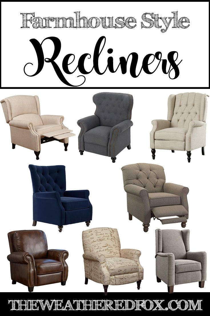 Farmhouse style recliners remodelaholic contributors pinterest find outmagnolias secretdont forget to grab your free ebook and learn the fandeluxe Images