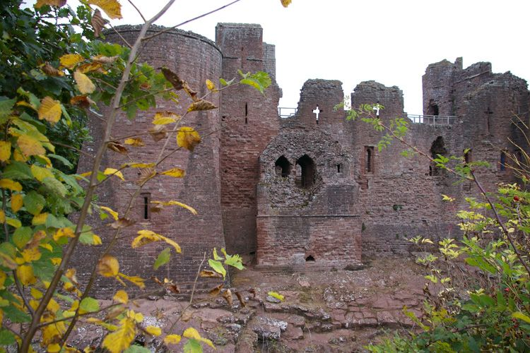 Goodrich Castle | gallery « BBC Merlin Filming Locations