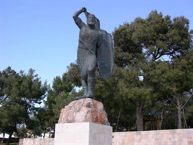 ΕΛΛΑΝΙΑ ΠΥΛΗ: 9 Φεβρουαρίου 1897: Ο Σπύρος Καγιαλές κάνει το κορμί του ιστό για την Ελληνική σημαία! (φωτογραφίες)