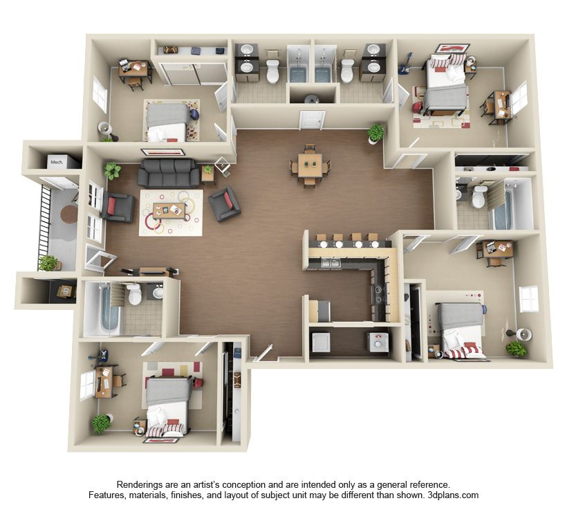 The Club 4x4 Premium #ChandlerCrossings Houses in 2018 Pinterest