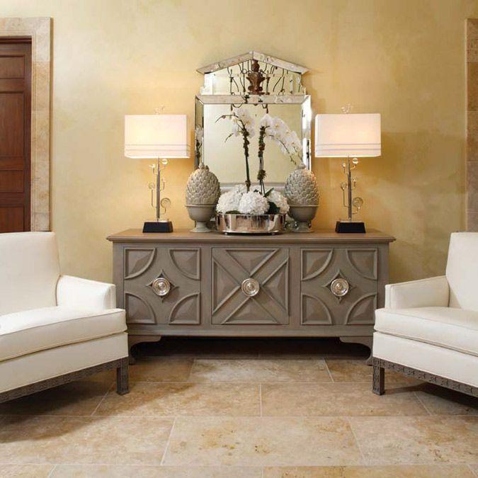 Gentil Global Views Furniture Williamsburg Westmoreland Cabinet @LaylaGrayce