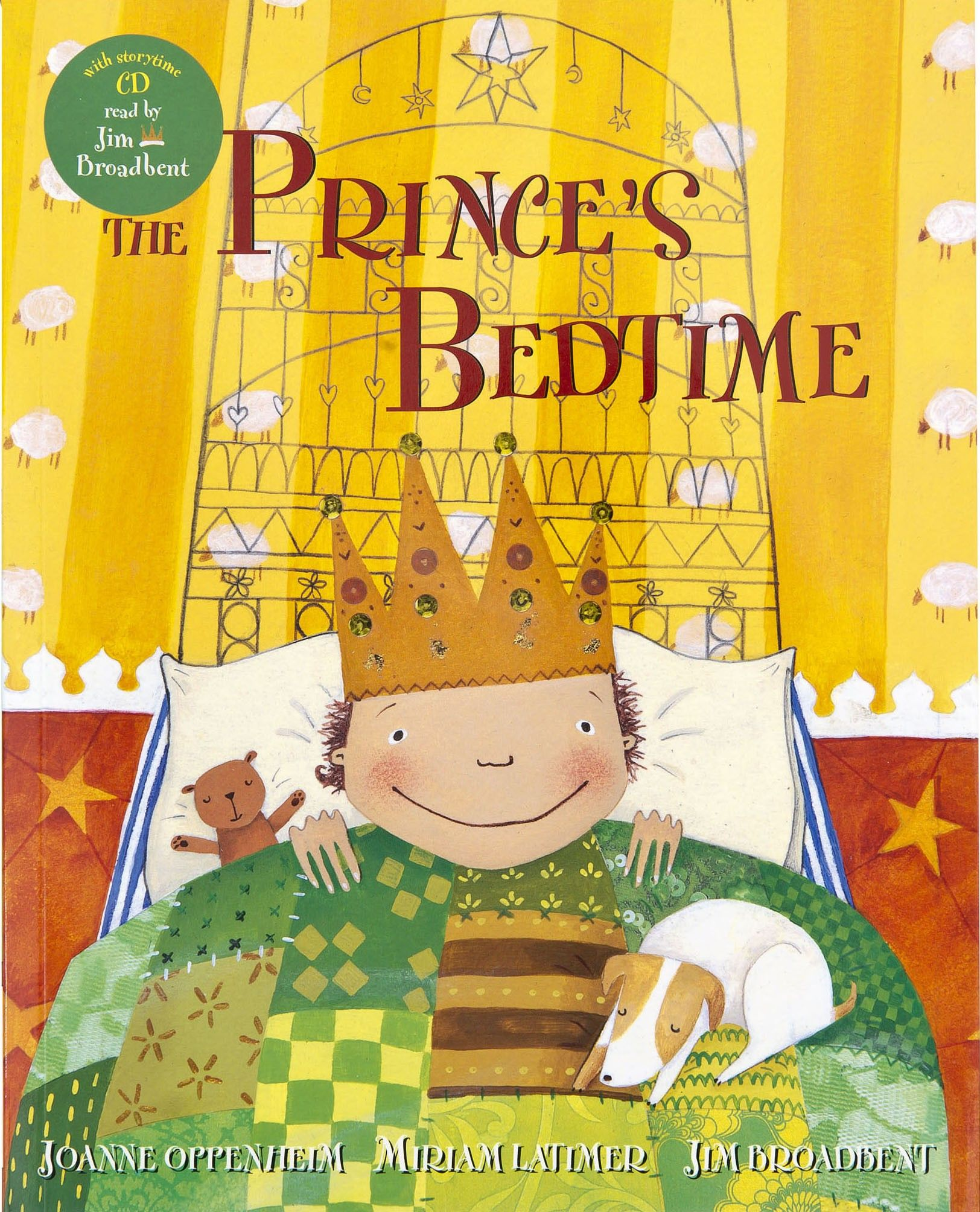 Children's Book: The Prince's Bedtime by Joanne Oppenheim. Royal Collection Trust Shop