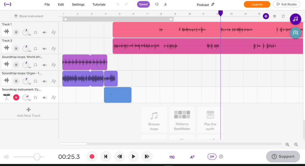 Chrome Can Audio Editing and Creation Chromebook