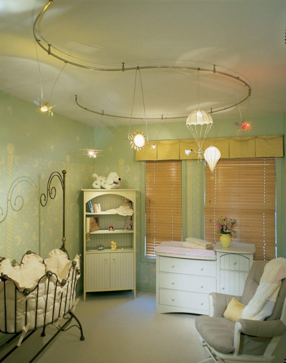 Ceiling Light Fixtures For Boy Nursery