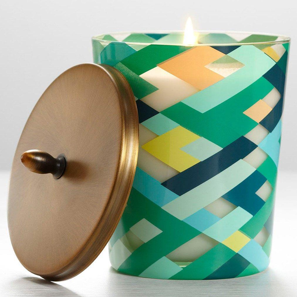 Illume Boho Cactus Verde Large Candle @Sarah Nasafi Grayce #laylagrayce #bunnywilliamshome
