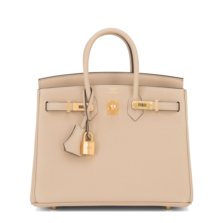 c1440c19c6c Hermes  Birkin  Bag Trench Togo Gold Hardware