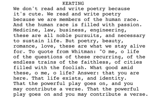 dead+poets+society | Tumblr