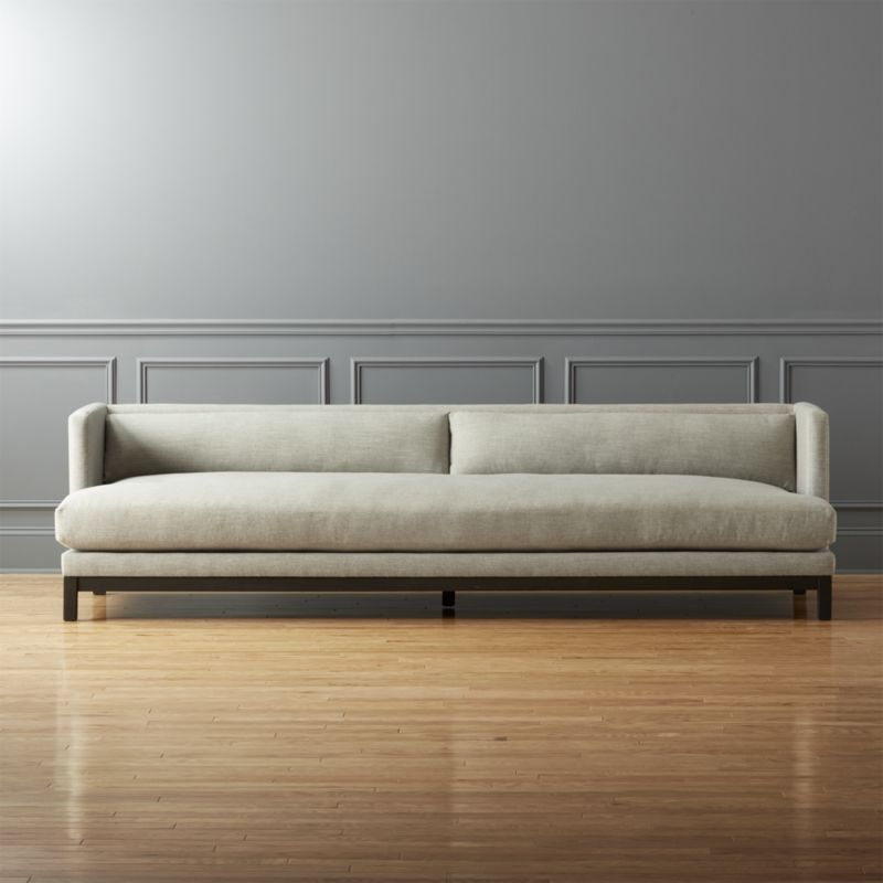 Brava Long Sofa Contemporary Couches Modern Sofa Designs Contemporary Couch Design