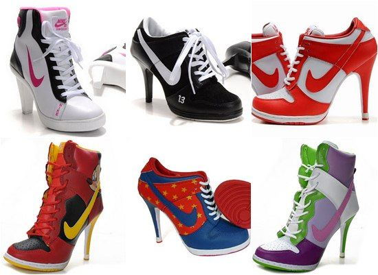 a2e63d9bed1 Salto Alto Nike – Modelos