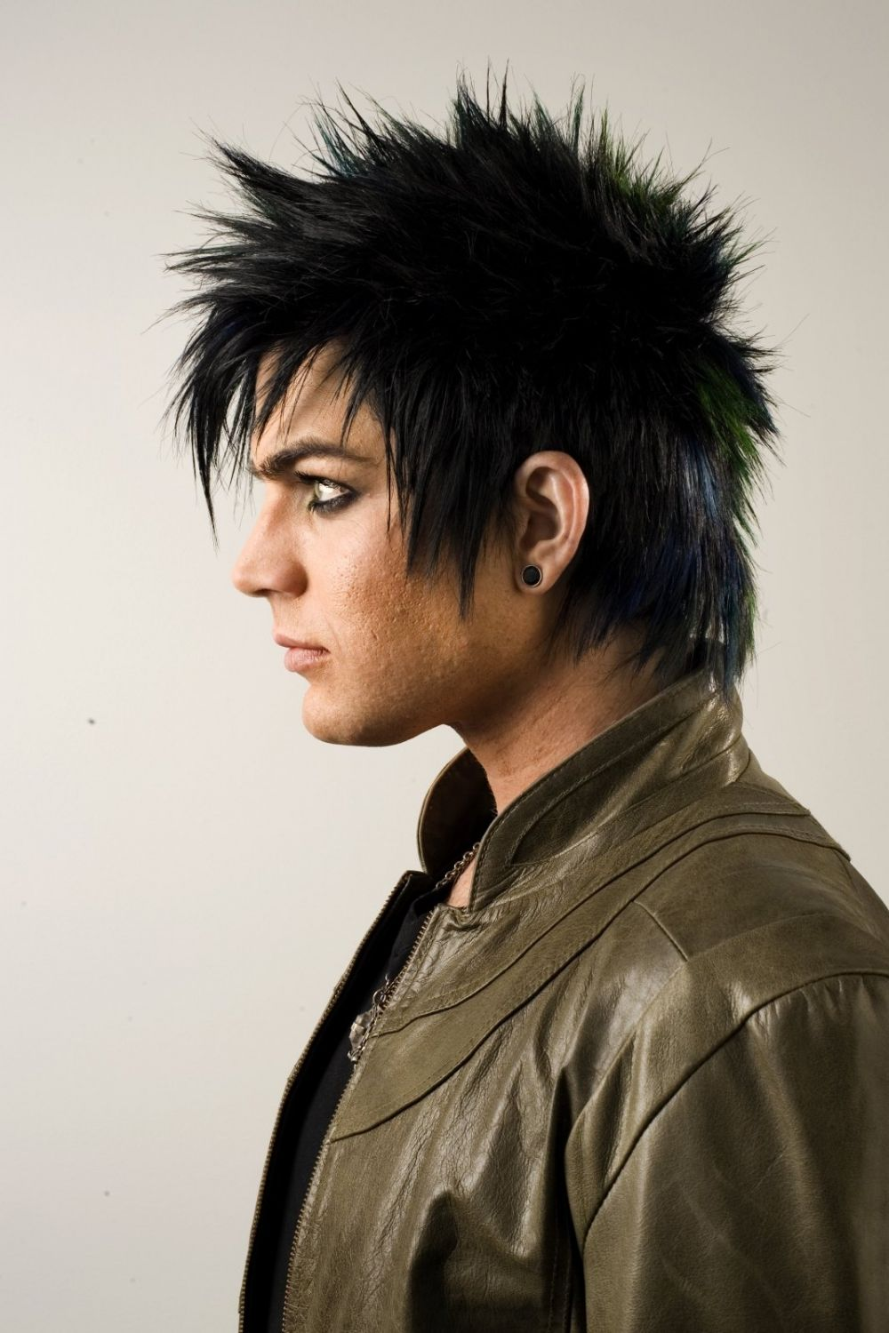 Adam lambert hairstyles for men pinterest adam lambert idol