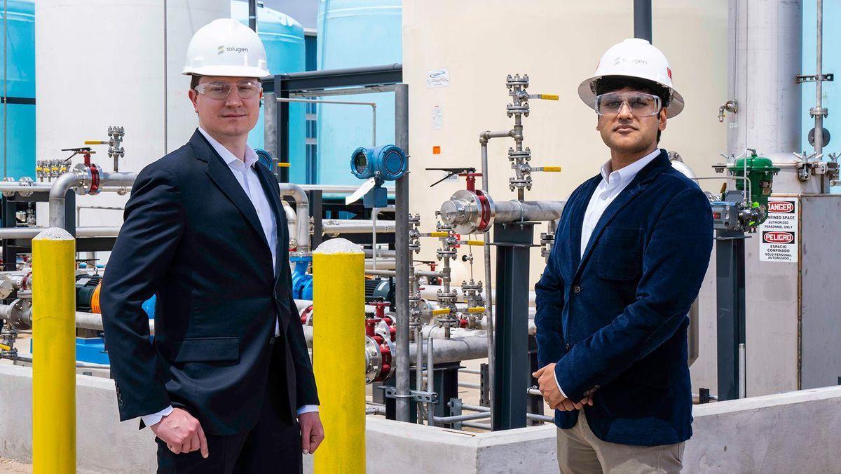 Houstonbased Solugen is making cheaper, more effective