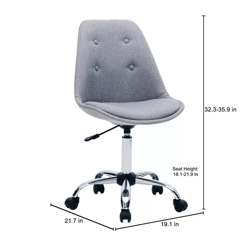 Rudra Desk Chair Desk Chair Chair Colored Dining Chairs