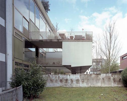 Architekt Köln kölner brett köln brandlhuber architekten atelier housing