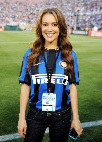 Football - Inter Milan  Sports Fans  Hot Football Fans -9662