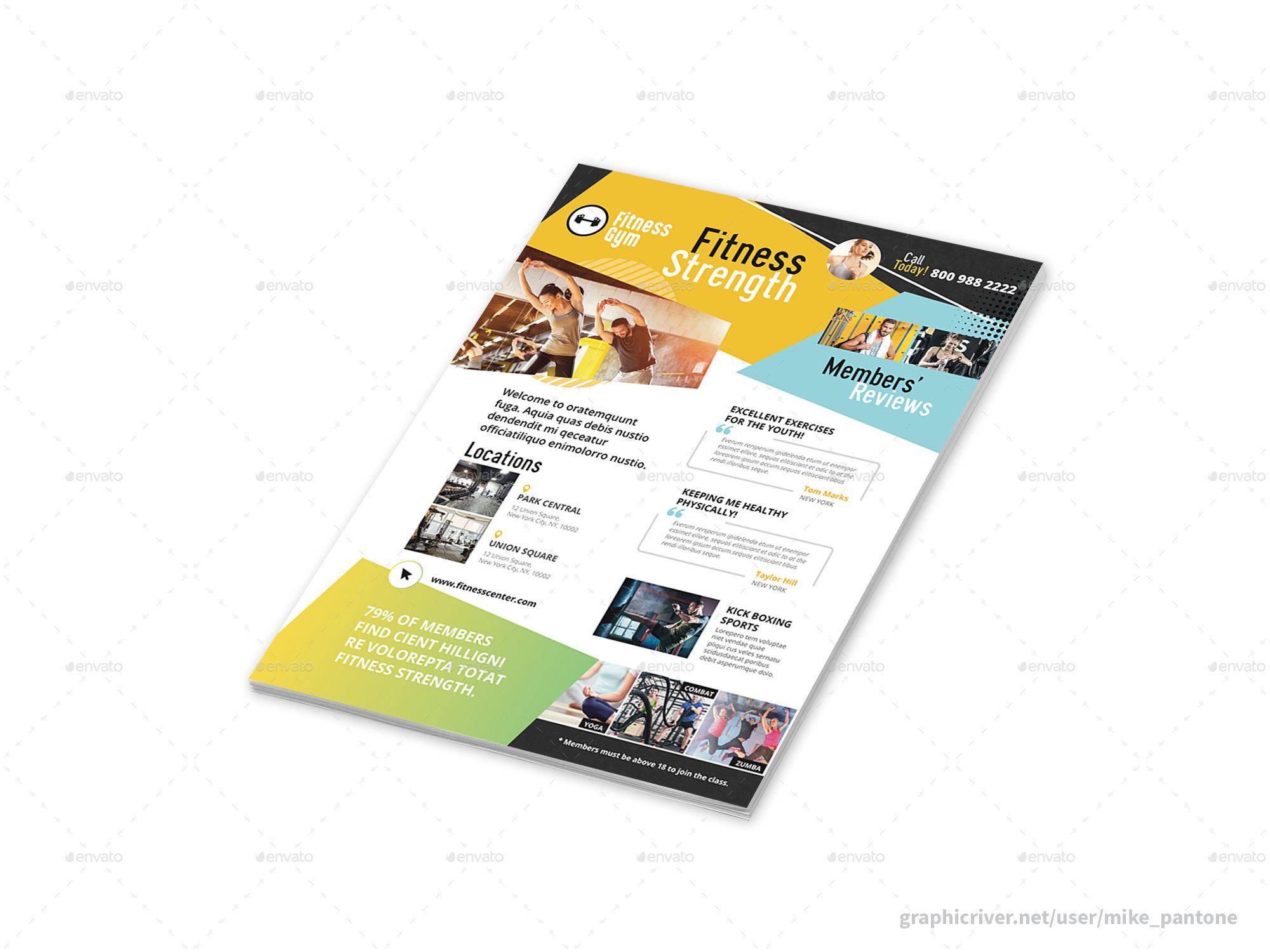 Fitness Club Print Bundle #Affiliate #Club, #Aff, #Fitness, #Bundle, #Print