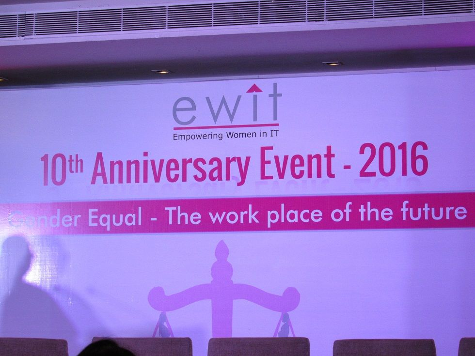 Empowerment of Women in IT - 10th Anniversary Celebrations