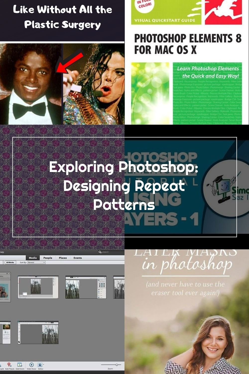 Photoshop Elements Tutorial Designing Repeat Patterns En 2020