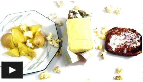 버터 vs 마가린- 어떻게 다를까