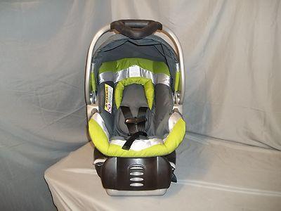 Baby Trend Flex Loc Infant Car Seat Everglade Green 090014008208