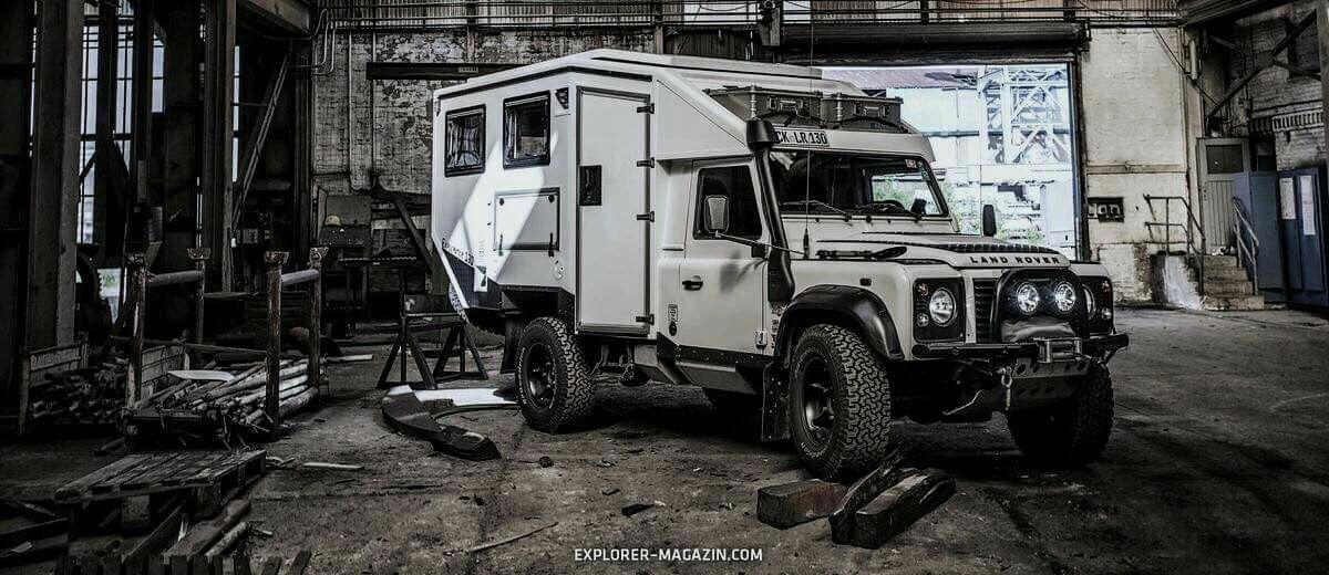 Land Rover Defender 110 Caravan Nice Land Rover Defender Land
