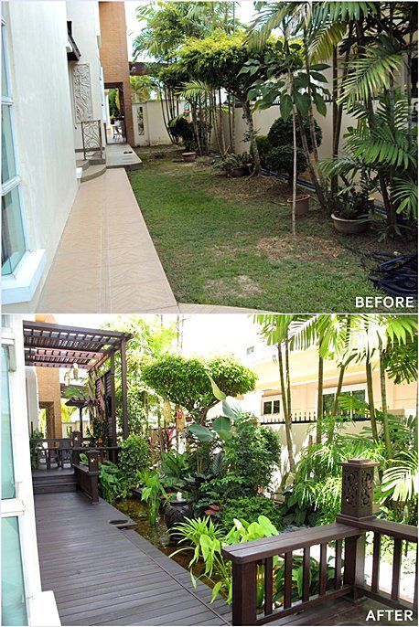 explore home garden design before after and more