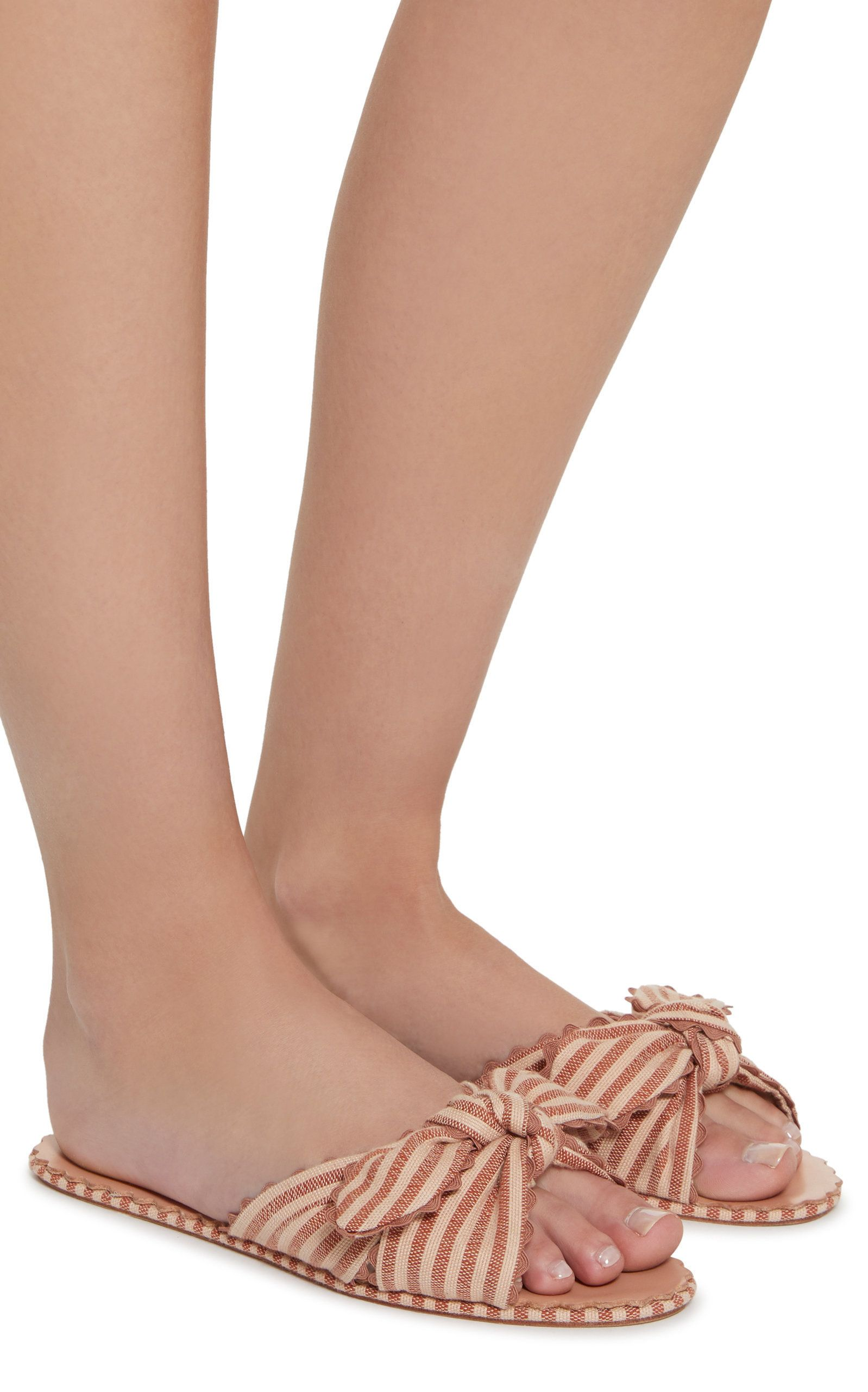 cbdb848ca0f Shirley Stripe Slide | shop shoe ss18 | Loeffler randall ...